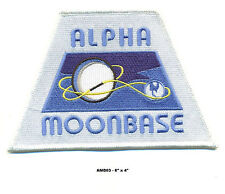 1999 LARGE ALPHA MOONBASE PATCH - AMB03