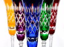 Sektgläser Römer Bleikristall 6er (443 CAR) farbige Römer Sektgläser Kristall