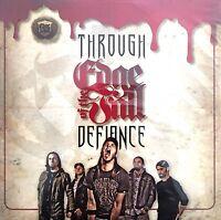 Edge Of The Fall CD Sampler Through Defiance - France ((M/M - Scellé /