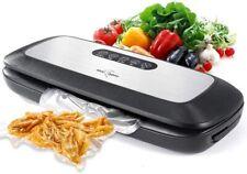 New listing Food Vacuum Sealer White Dolphin Vacuum Sealing System Machine, Dry & Moist Food