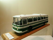 VECTOR MODELS LAZ 699R CITY BUS 1985 GREEN RESIN HANDMADE 1:43