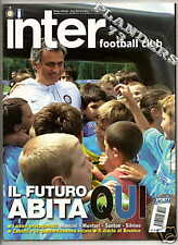 Inter Football Club N°8 (Agosto 2008) Mourinho, Zanetti
