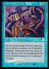 Cephalid Vandal FOIL | EX | Torment | Magic MTG