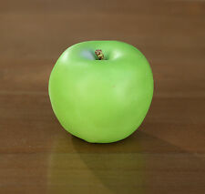 12 x Artificial Green Apple Fake Fruit Faux Food Home Decor Kitchen Party NEW