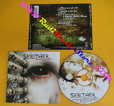 CD SEETHER Karma And Effect 2005 WIND UP 5201052  no lp mc dvd (CS2)