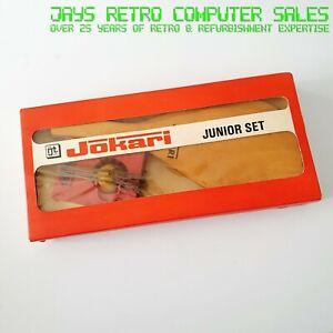 VINTAGE JOKARI JUNIOR SET BOXED WITH INSTRUCTIONS + ELASTIC - IJT CO.