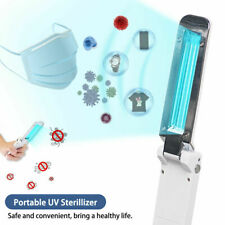 UV Light Mini Sterilizer Travel Wand USB Germicidal lamp Pet Hotel Household Car