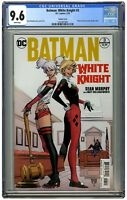 Batman White Knight #3 Variant Cover Neo Joker DC (CGC NM+ 9.6)