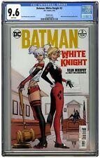 Batman White Knight #3 Variant Cover Neo Joker DC (CGC NM+ 9.6)