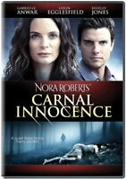 New: NORA ROBERTS' CARNAL INNOCENCE (Mystery/Romance) DVD