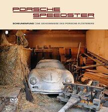 Porsche 356 Speedster Scheunenfund Restaurierung Buch book inc DVD (Gmünd Ferry)