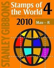 unknown, Stanley Gibbons Stamps of the World 2010: v. 4, Very Good Book