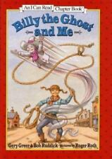 BILLY THE GHOST AND ME AN I CAN READ CHAPTER BOOK HC GRADES 3-5 NEW