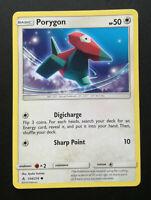 Pokemon card Porygon 154/214 Basic Common Colourless Mint