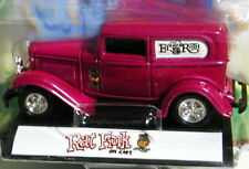 RACING CHAMPIONS 32 1932 FORD SEDAN DELIVERY RAT FINK ED ROTH BIG DADDY CAR HTF