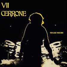 Cerrone VII - You Are The One von Cerrone  Yellow VINYL LP + CD
