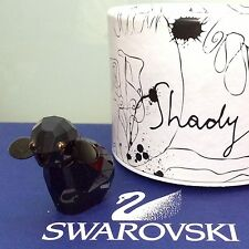 "SWAROVSKI® ""THE LOVLOTS"" FIGURINES~ SHADY, THE BLACK LAMB (839761)"