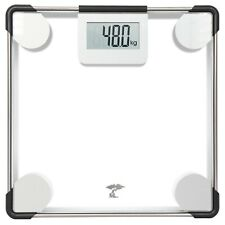ToiletTree Products Digital Clear Glass Bathroom Scale