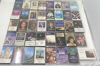 80s 90s Cassettes Religious Christian Gospel Hymns Easy Listening Pop- RARE!!!