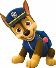 PAW PATROL CHASE POSTER 1 (CHOOSE SIZE A5-A4-A3-A2) +FREE SURPRISE A3 POSTER