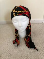 Uptown girl headwear prettied bandana women hair loss/cancer/chemo