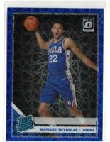 MATISSE THYBULLE 2019-20 DONRUSS OPTIC SP RC BLUE PRIZM #192 (CLEARANCE)