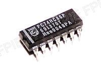 PC74HC86P Quad 2−Input EXCLUSIVE−OR Gate Philips