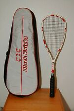 Black Knight C2C Xmg C4 Brainweave Squash Racket Racquet Canadian Theme w/ Case