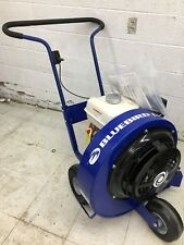 BlueBird Bl400 Leaf Blower 9Hp Cordless Gas Walk Behind Parking Lot Commercial