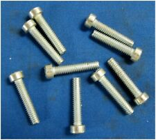 "Harley Davidson New Lot of 9 Special Philip Head Screw 1/4-20 1-1/4"" Long 1317W"