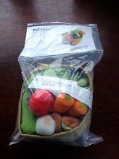 IKEA Duktig Basket of Play Vegetables (Age 3+)
