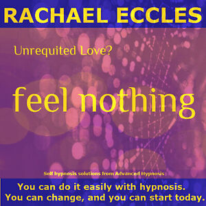 Unrequited Love - How to Move on after Relationship Break Up Self Hypnosis CD