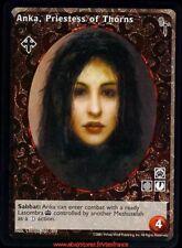 VTES V:TES - Anka, Priestess of Thorns - Ravnos / Final Nights