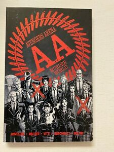 Avengers Arena TPB The Complete Collection 8.0 VF (2018)