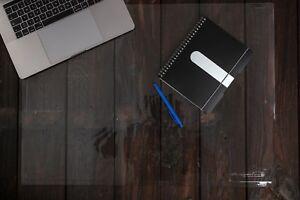 Schreibtischunterlage transparent Schreibunterlage klare Auflage abwischbar