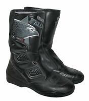 """>>> """" FALCO """" Motorradstiefel / Biker- Stiefel / Boots in schwarz Gr. 39"""