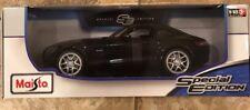 Maisto 1:18 Diecast Model Mercedes AMG GT Special Edition