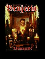BRUJERIA cd cvr BRUJERIZMO Official SHIRT MED New fear factory asesino