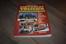 Standard Catalog of Chevrolet Trucks: Pickups & Other Light Duty Trucks 1918-95