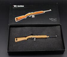 1/6 PUBG BattleField WW2 USA M1 CARBINE rifle gun Modern Warfare full metal 浅色