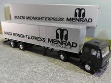 1/87 Herpa MB NG MENKRAD MALTA Express Koffer SZ #301