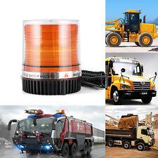 10W LED Amber Vehicle Roof Beacon Flash Warning Strobe Emergency Light 12V/24V
