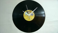 "ROD STEWART Greatest Hits  Original VINYL 12"" Maxi  Wall Clock  RODTV 1"