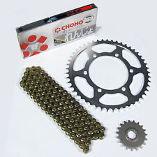 Yamaha DT125 LC2 LC3 1987 Choho H/D Gold Chain and Sprocket Kit
