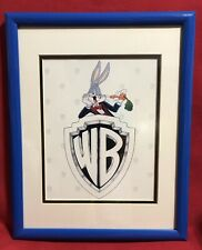 New listing 1996 Space Jam Bugs Bunny Michael Jordan Movie Picture frame.