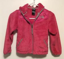 Nice Pink Girls Size 6 The North Face Childs Coat