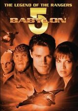 Babylon 5: The Legend of the Rangers [New DVD] Amaray Case, Subtitled