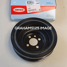 CRANKSHAFT BELT PULLEY FITS AUDI SEAT SKODA VW CORTECO 80000678