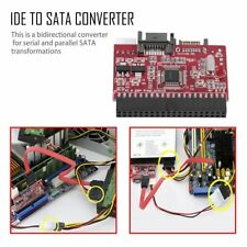 Brand PATA/IDE TO Serial SATA Interface Hard Drive HDD New Adapter Converter S6