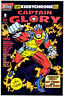 CAPTAIN GLORY #1 - APRIL 1993 - HIGH GRADE JACK KIRBY CLASSIC - LOW PRICE